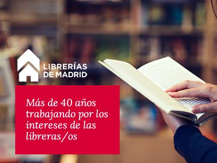Librerías de Madrid