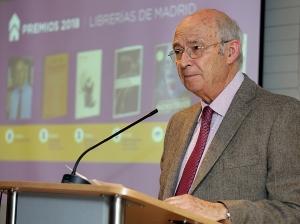 Carlos Pascual Del Pino, Premio Leyenda 2018