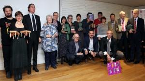 Premios Librerías de Madrid 2018