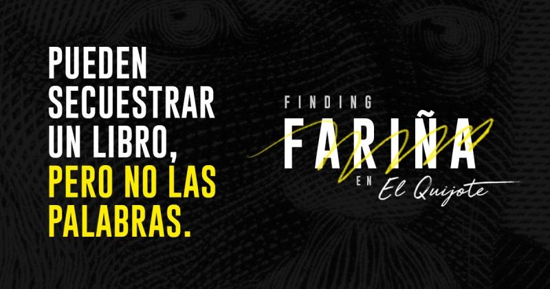 frase campaña Fariña
