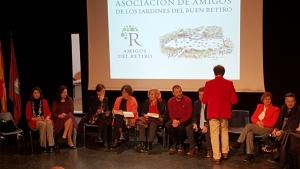 Acto de presentación oficial de la AAJBR