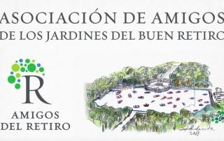 Imagen Asociación de Amigos de los Jardines del Buen Retiro