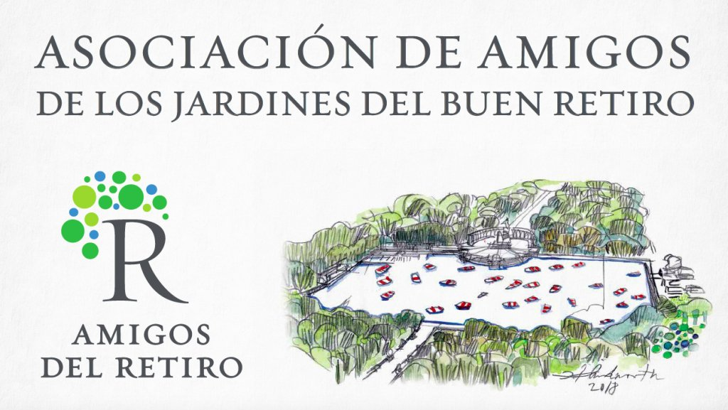 La Feria del Libro de Madrid asiste al nacimiento de la Asociación de Amigos de los Jardines del Buen Retiro