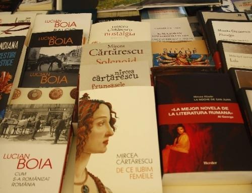 Rumanía, país invitado en la Feria del Libro de Madrid 2018