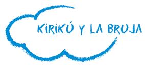 Logo librería Kirikú y la bruja