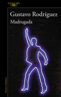 Portada de Madrugada, de Gustavo Rodríguez