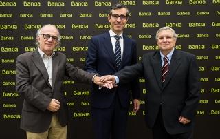 Bankia Bankia apoya, por segundo año consecutivo, la Feria de Editores y Librerías de Madrid