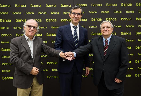 Volvemos a contar con el apoyo de Bankia para organizar la II Feria de Editoriales y Librerías de Madrid