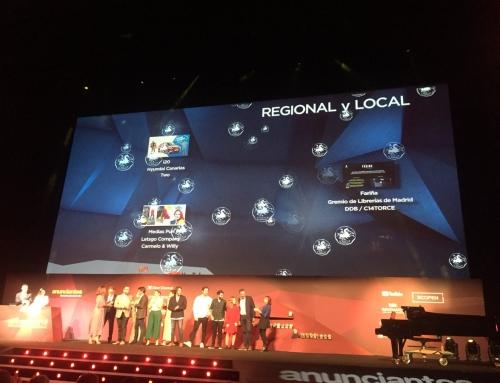 'Finding Fariña' consigue el Oro a la Mejor Campaña Regional en los Premios Eficacia 2018