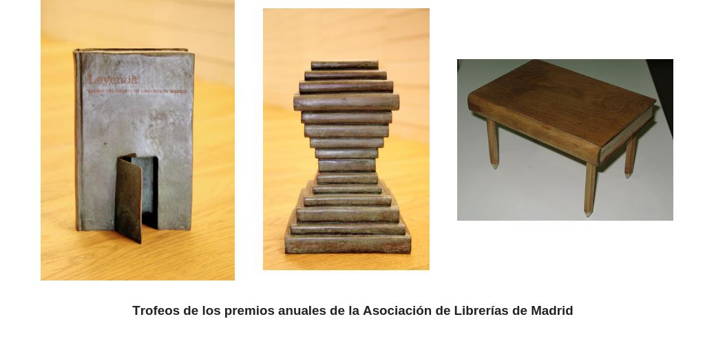 Fallados los premios de la Asociación de Librerías de Madrid de 2019
