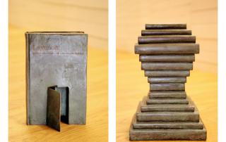 Trofeos Premios Mejor Libro del Año