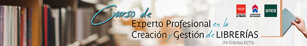 Curso de Experto Profesional en la Creación y Gestión de Librerías