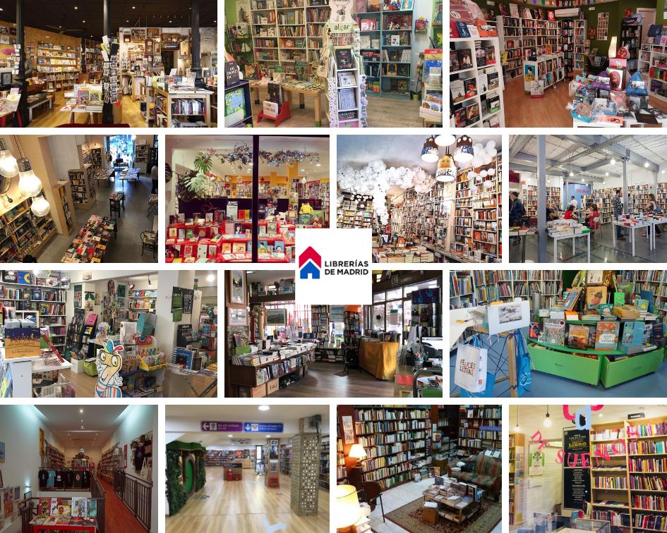 Las librerías de Madrid podrán beneficiarse del IBI cultural
