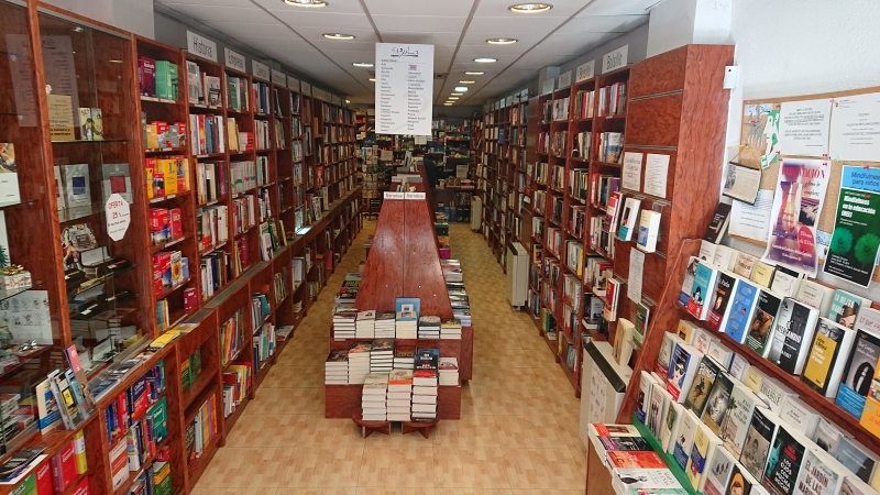 Librería Fábula (Alcorcón)