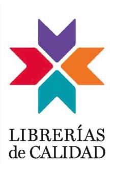 sello calidad librerias logo