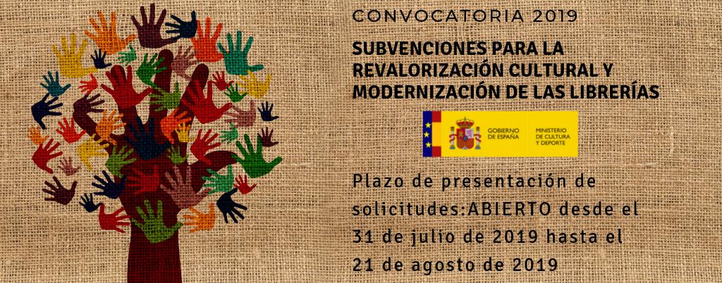 Hoy se abre el plazo para solicitar las ayudas para la revalorización cultural y modernización de las librerías