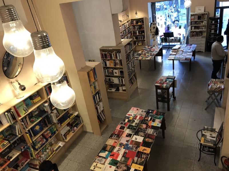 Librería Cervantes y compañía