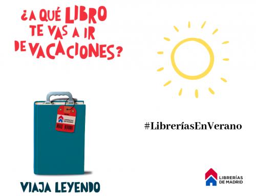 Las librerías de Madrid ponen en marcha una campaña para seguir sumando lectores en verano