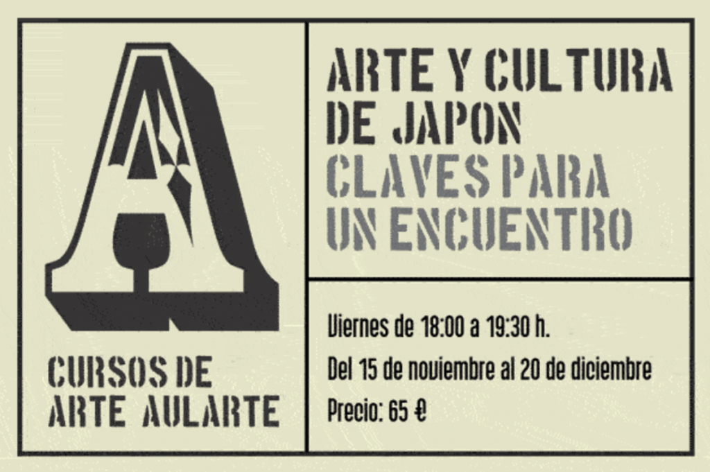 curso arte y cultura Japón Cafebrería
