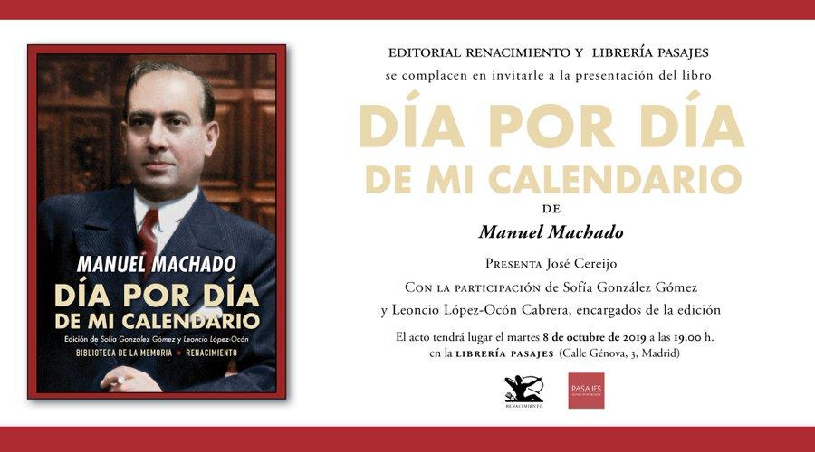 pasajes Manuel Machado