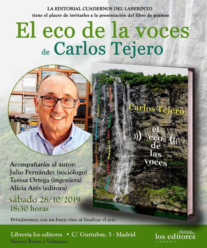 editores Carlos Tejero