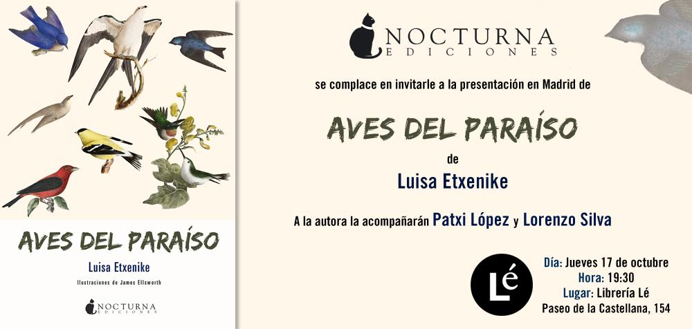 le Luisa Etxenike