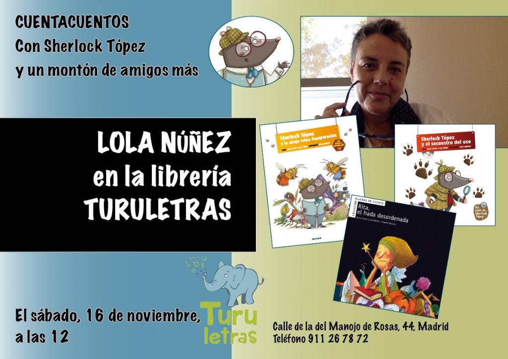 turuletras Lola Nuñez