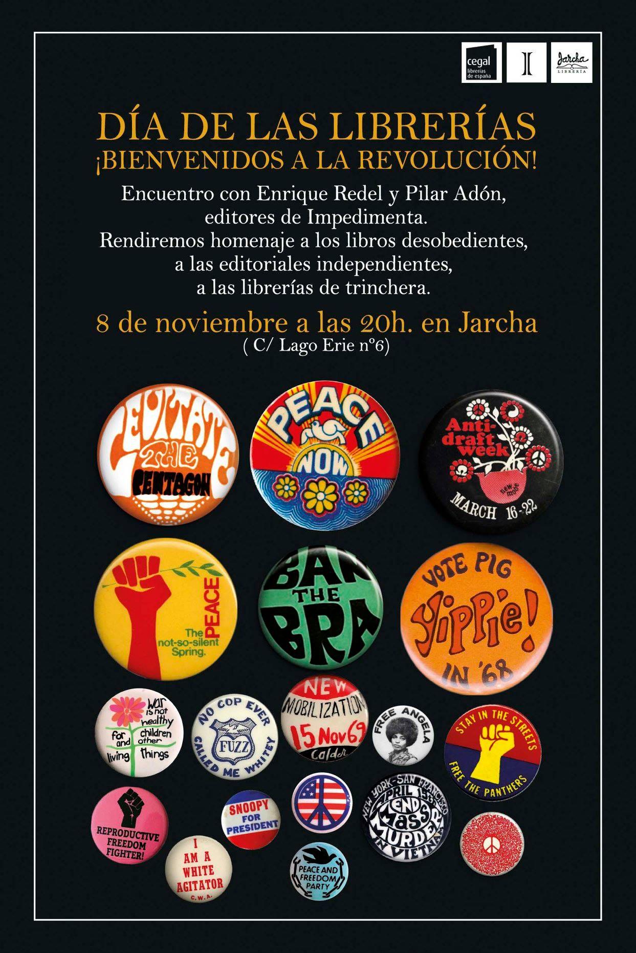 jarcha Día de las Librerías