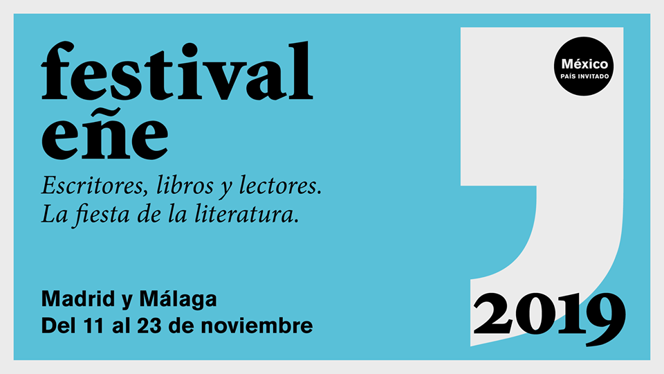 Las librerías de Madrid en Festival Eñe 2019