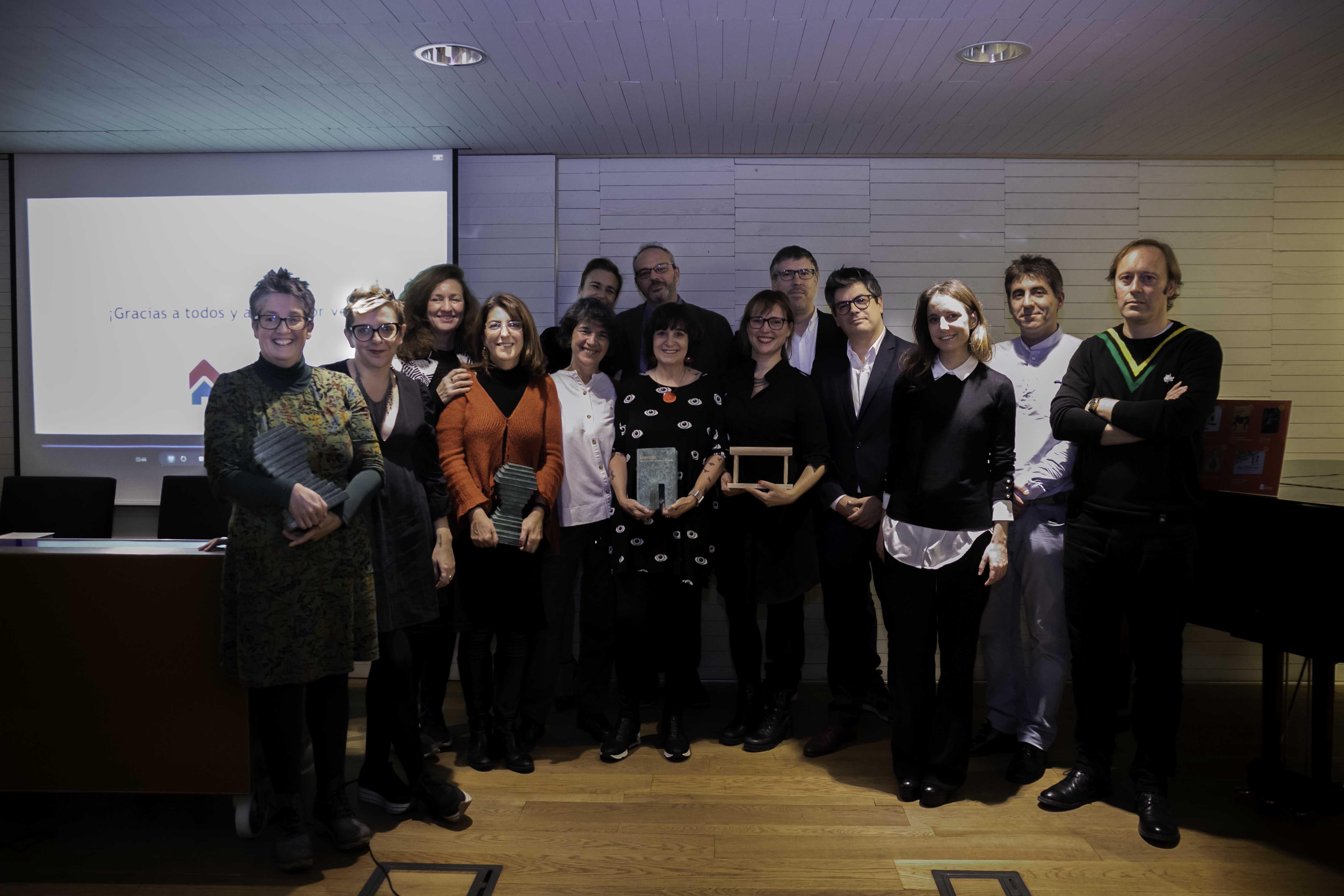 La Asociación de Librerías de Madrid hizo entrega de sus premios anuales