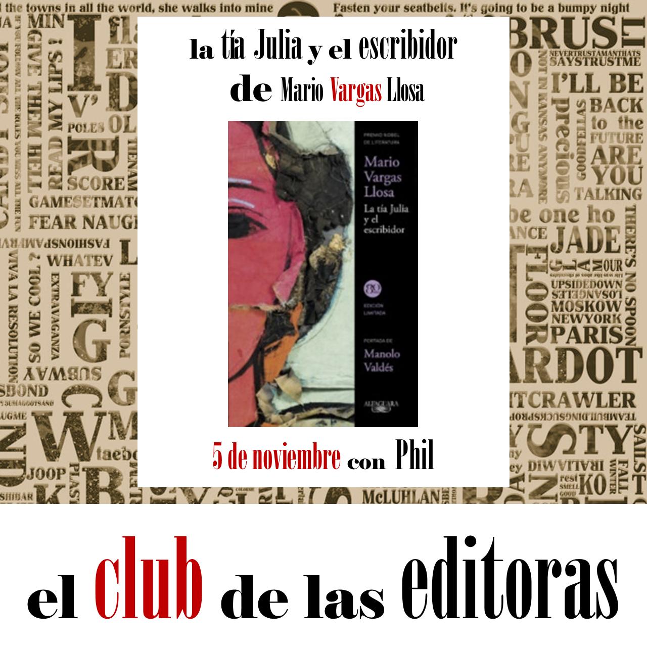 los editores Club de lectura de las editoras