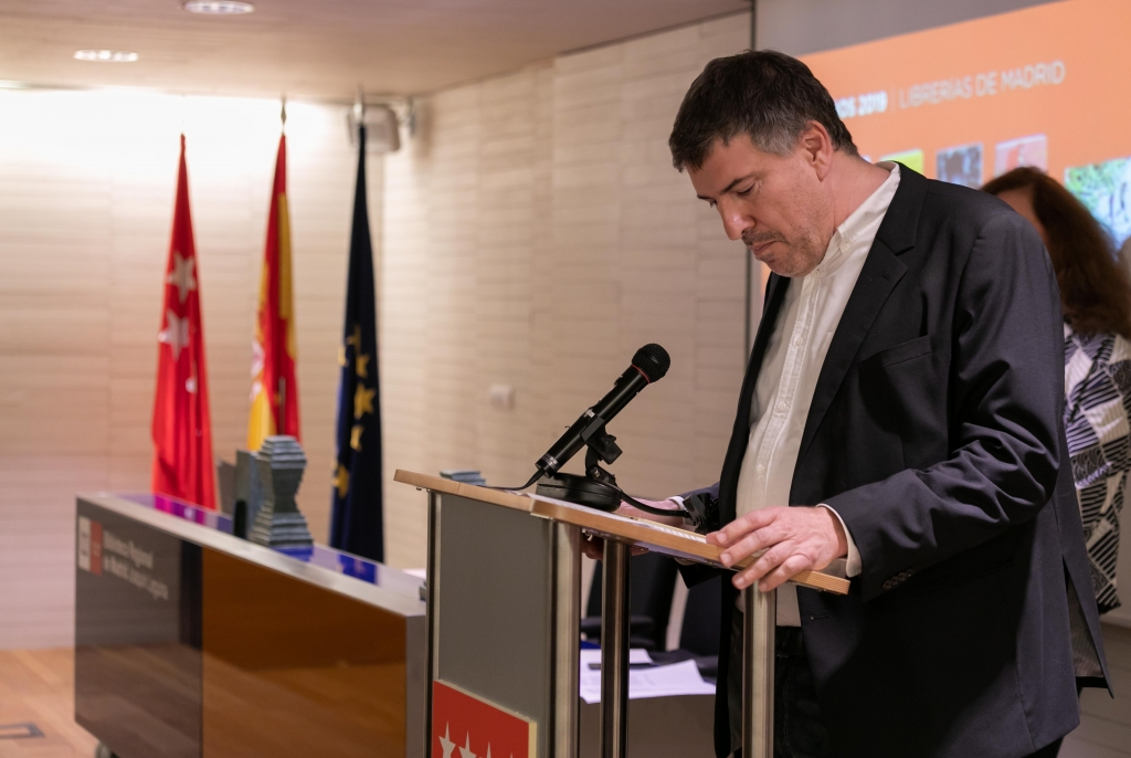 Guillermo Altares, autore de 'Una lección olvidada'