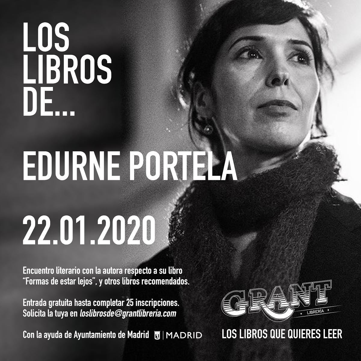 Grant Edurne Portela