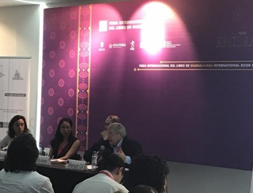 """Manuel Gil en el I Foro Internacional de Libreros: """"La preservación del tejido de librerías es una decisión de tipo político"""""""