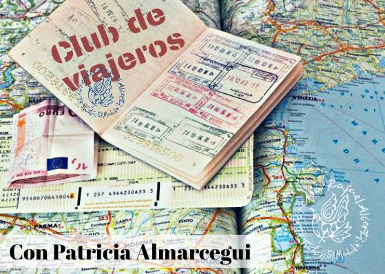 alberti club de viajeros Patricia Almarcegui