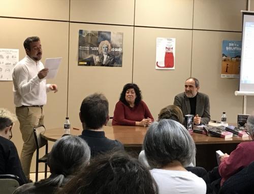 Almudena Grandes presenta 'La madre de Frankenstein', su nueva novela, en nuestra sede