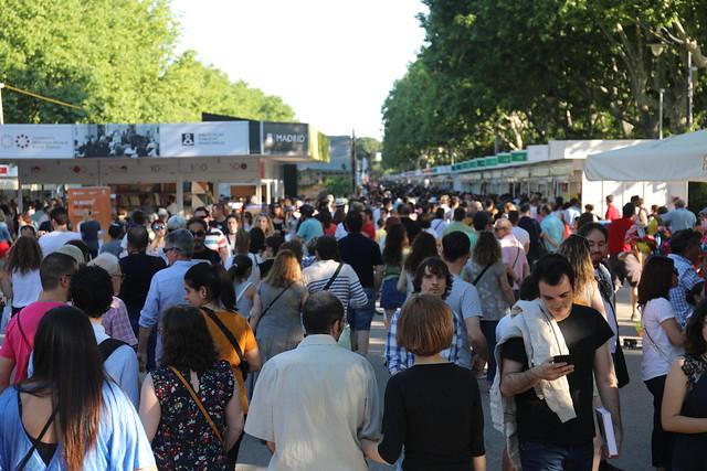 La Feria del Libro de Madrid celebrará sus 80 años en septiembre