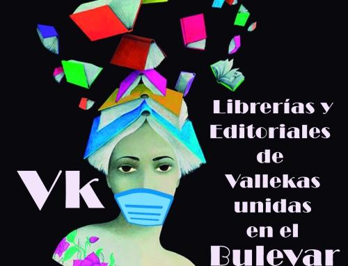 La Librería Muga coorganiza la celebración del Día del Libro en Vallecas
