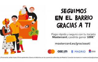 Imagen campaña Mastercard