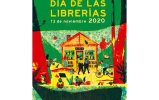 cartel día de las librerías
