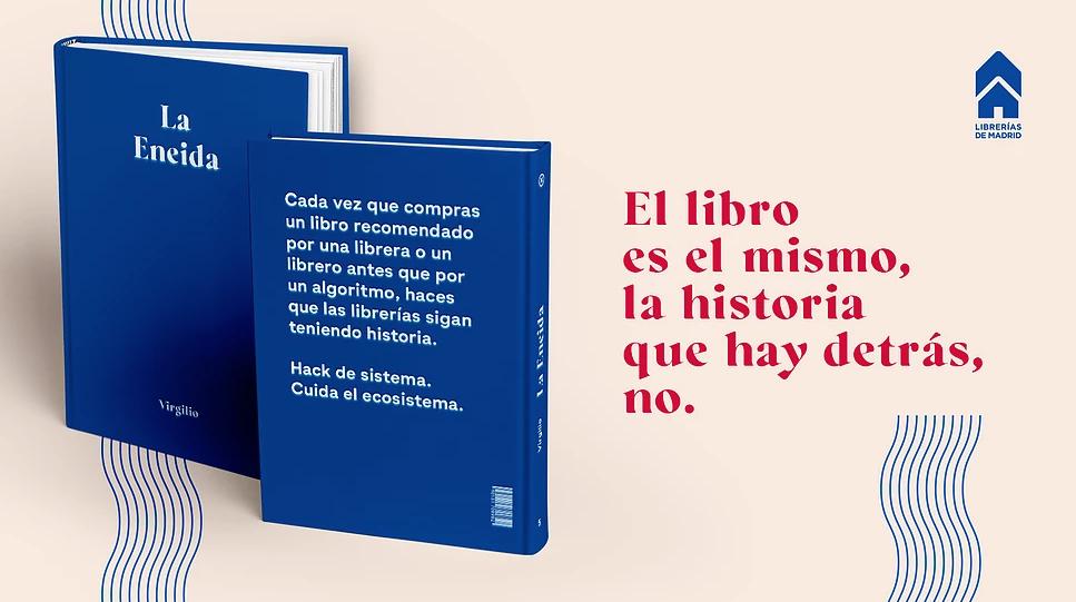 Las librerías de Madrid lanzan hoy su campaña navideña para incentivar la compra en establecimientos de barrio