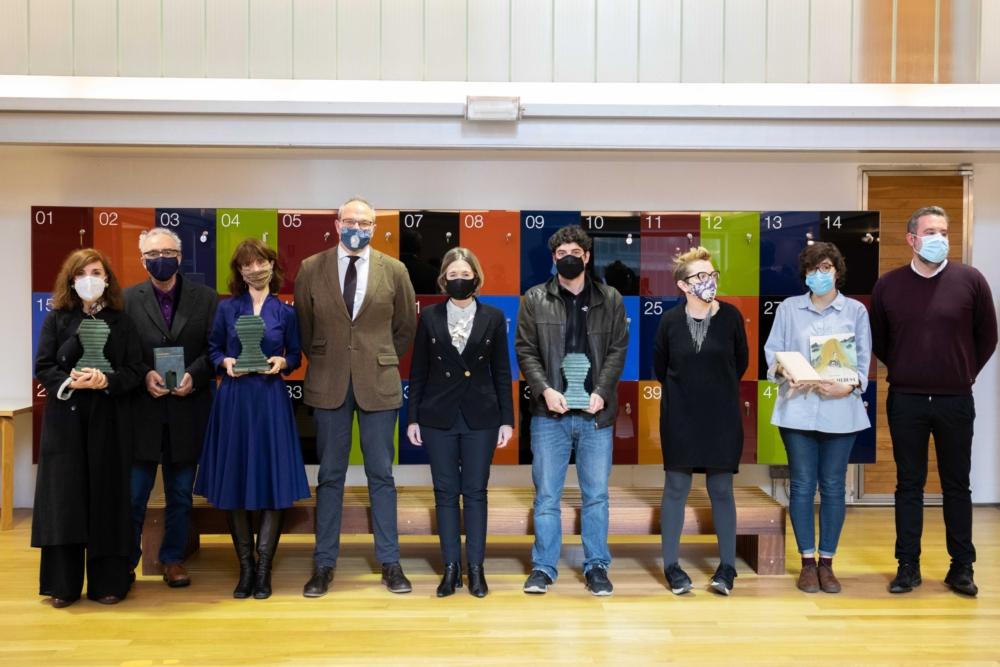 Las librerías fueron las grandes protagonistas en la ceremonia de entrega de premios del Gremio de Madrid