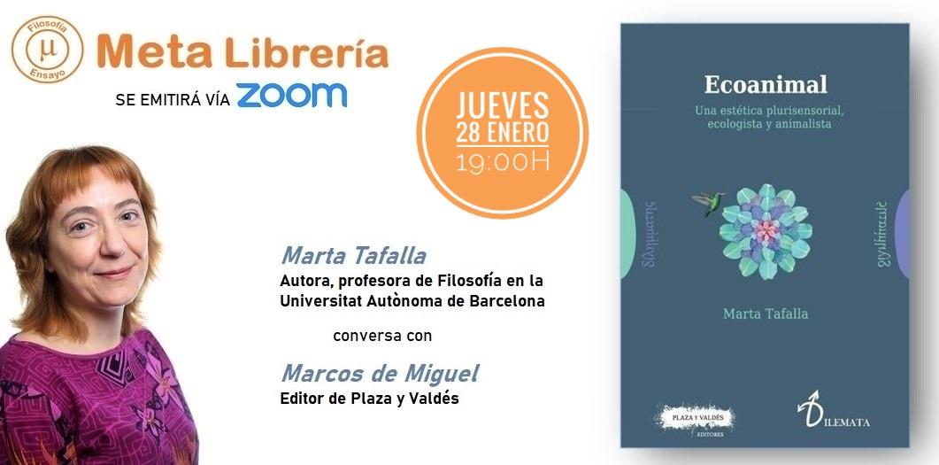 Presentación de Ecoanimal Meta Librería