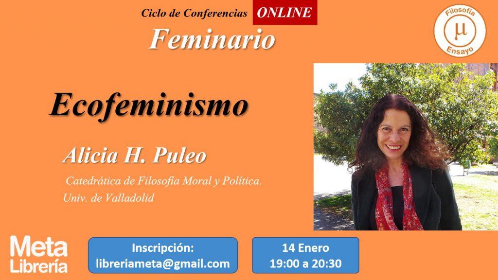 Alicia H. Puleo Meta Librería