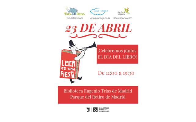 Las librerías de Madrid vuelven a hacer del libro una fiesta