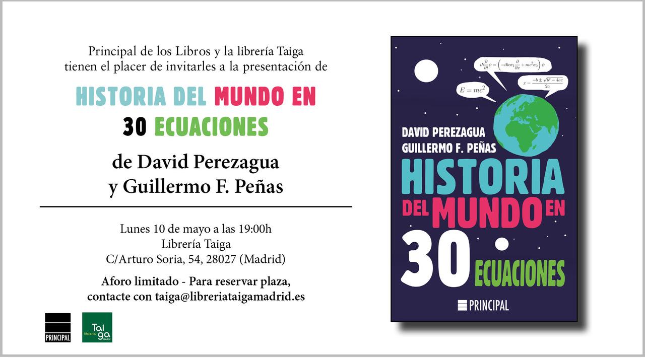 Historia del mundo en 30 ecuaciones Taiga