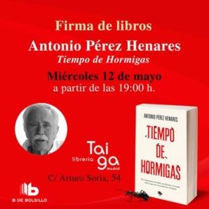 Pérez Henares Taiga Madrid