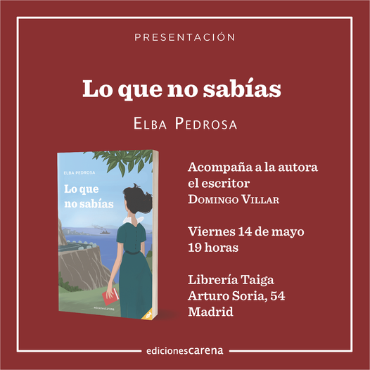 Elba Pedrosa Taiga