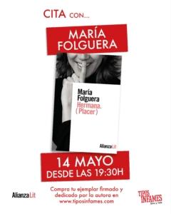 Cita con... María Folguera
