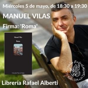 Manuel Vilas Roma Alberti